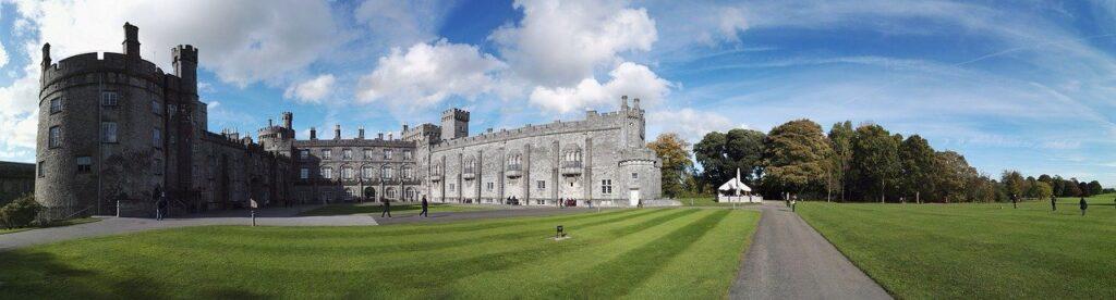 kilkenny castle, kilkenny, castle
